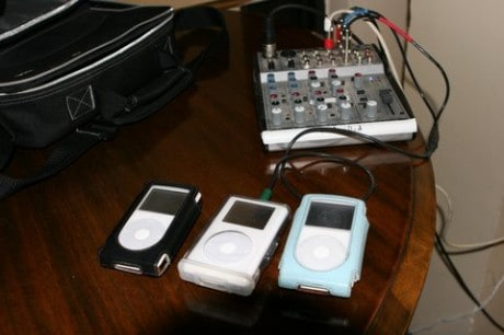 iPod Wedding