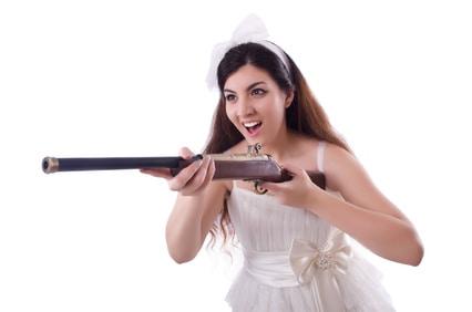 Shotgun Wedding Bride