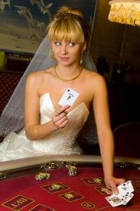 Wedding card games