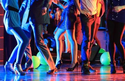 Disco Dancing